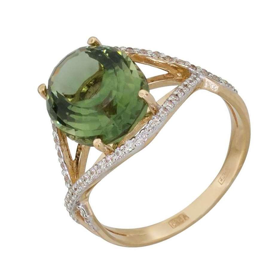 Золотое Кольцо Арт 0007