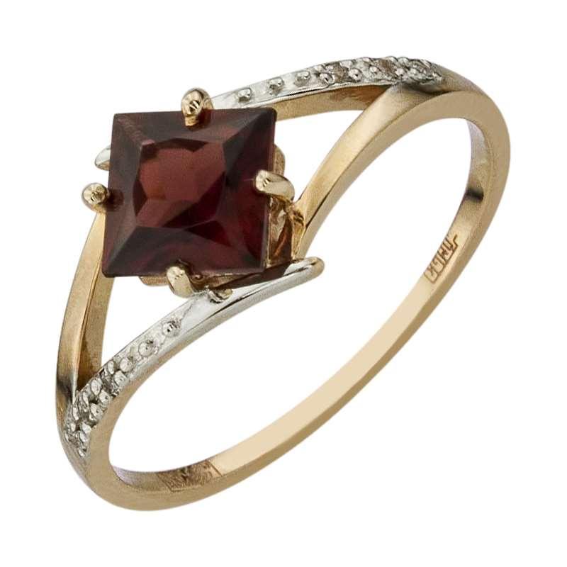 Золотое Кольцо Арт 0035