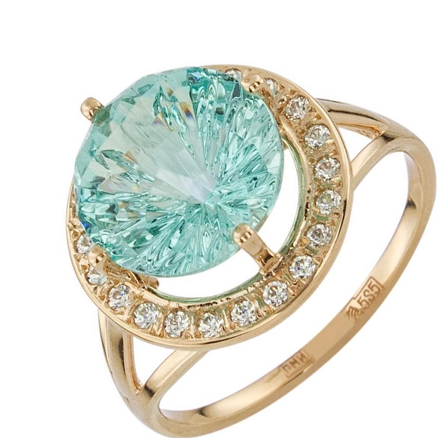 Золотое Кольцо Арт 0044