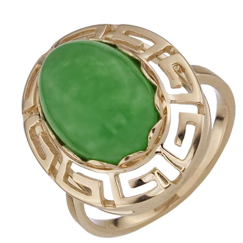 Золотое Кольцо Арт 0058