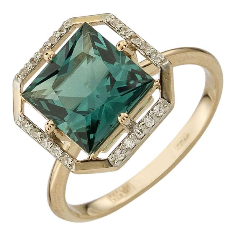 Золотое Кольцо Арт 1417 фото