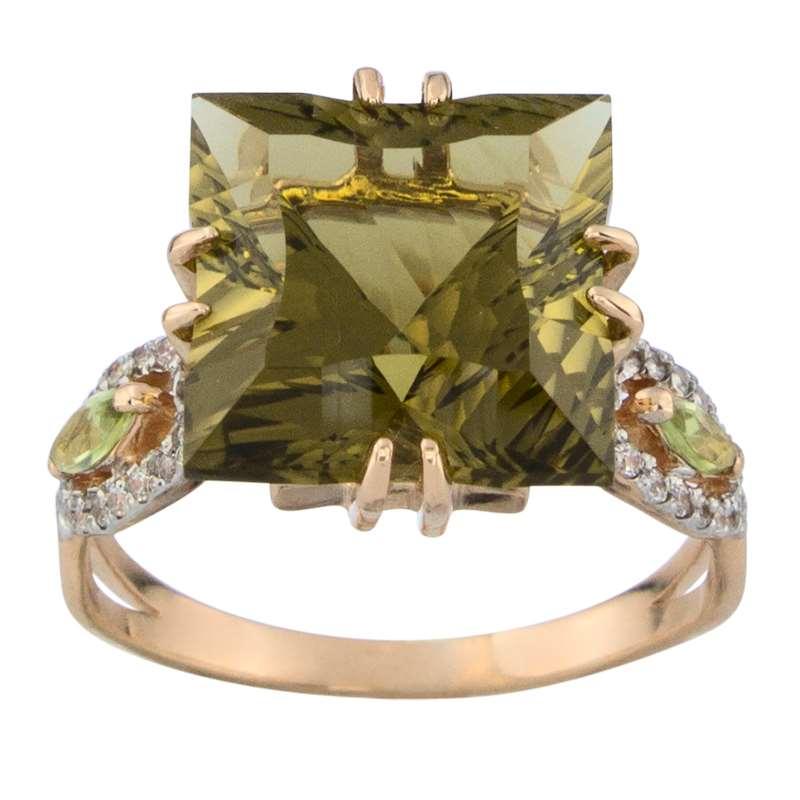 Золотое Кольцо Арт 0142