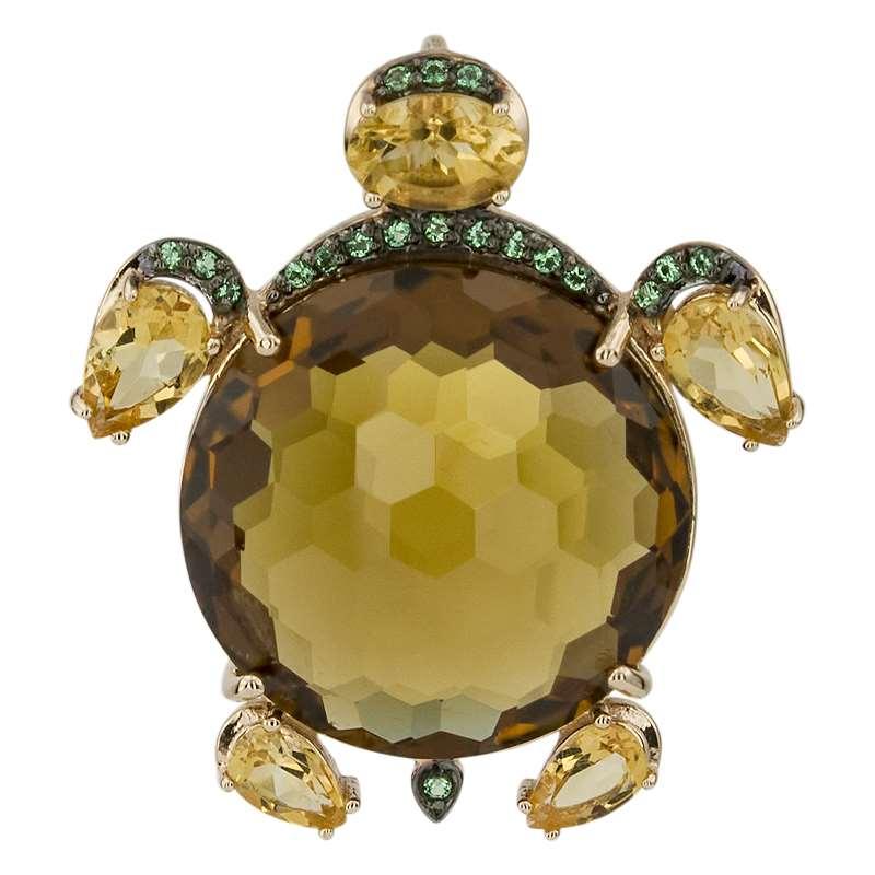 Золотая Подвеска Арт 1648 фото