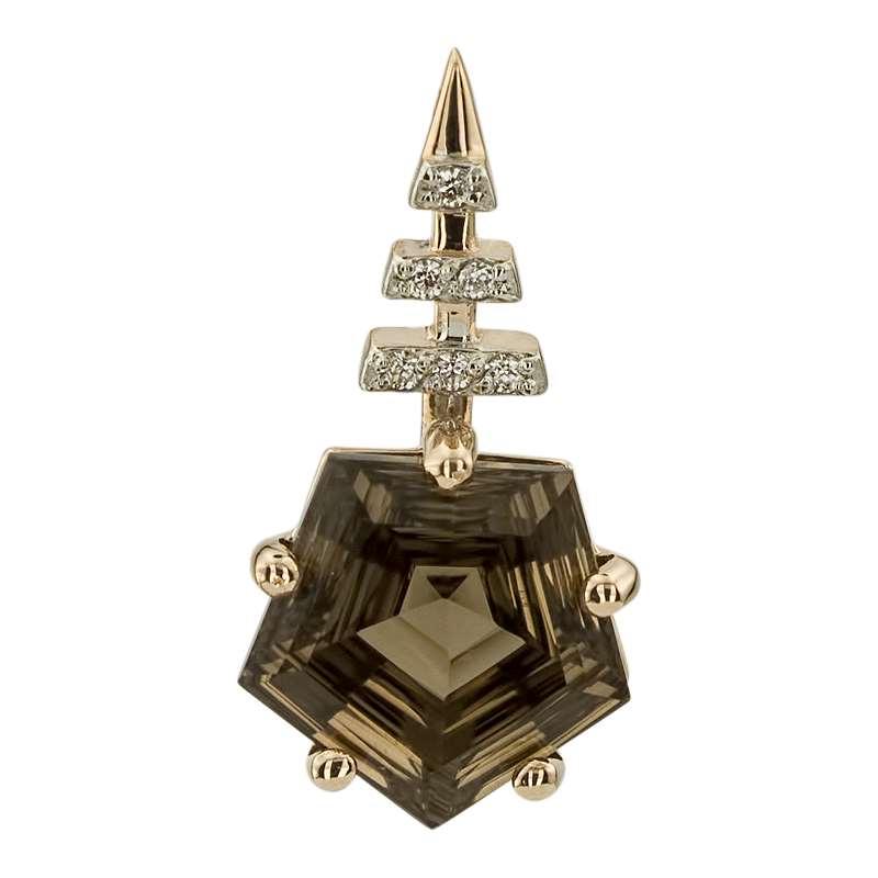 Золотая Подвеска Арт 1753