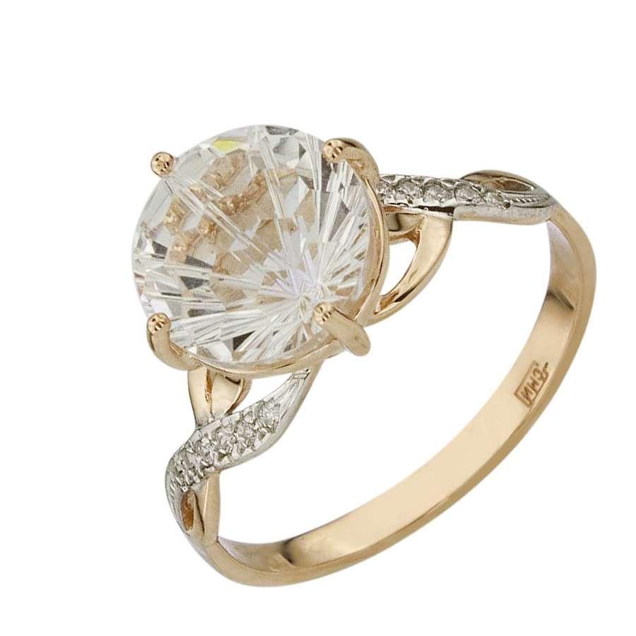 Золотое Кольцо Арт 0182