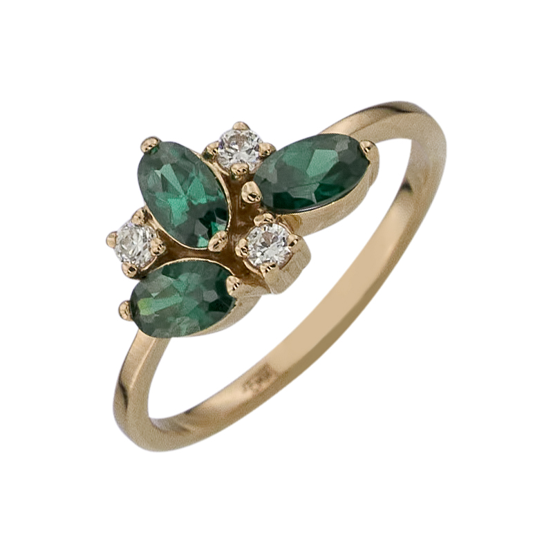Золотое Кольцо Арт 0185