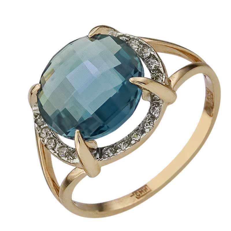 Золотое Кольцо Арт 0364