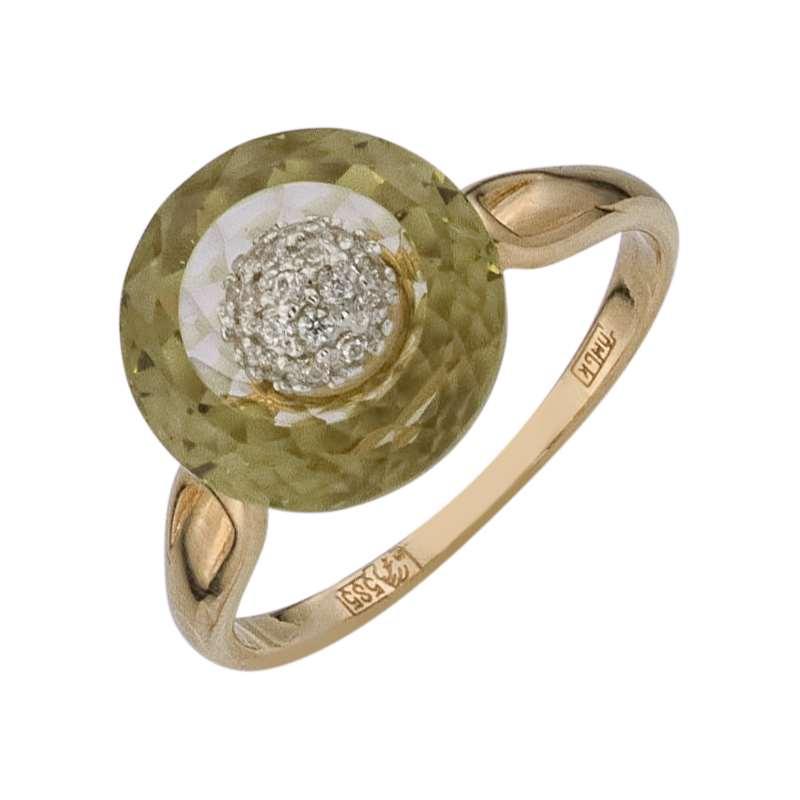 Золотое Кольцо Арт 0523