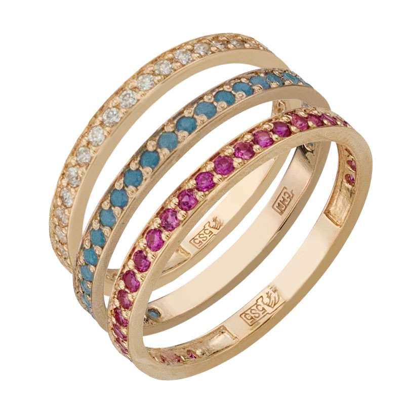 Золотое Кольцо Арт 1629_3