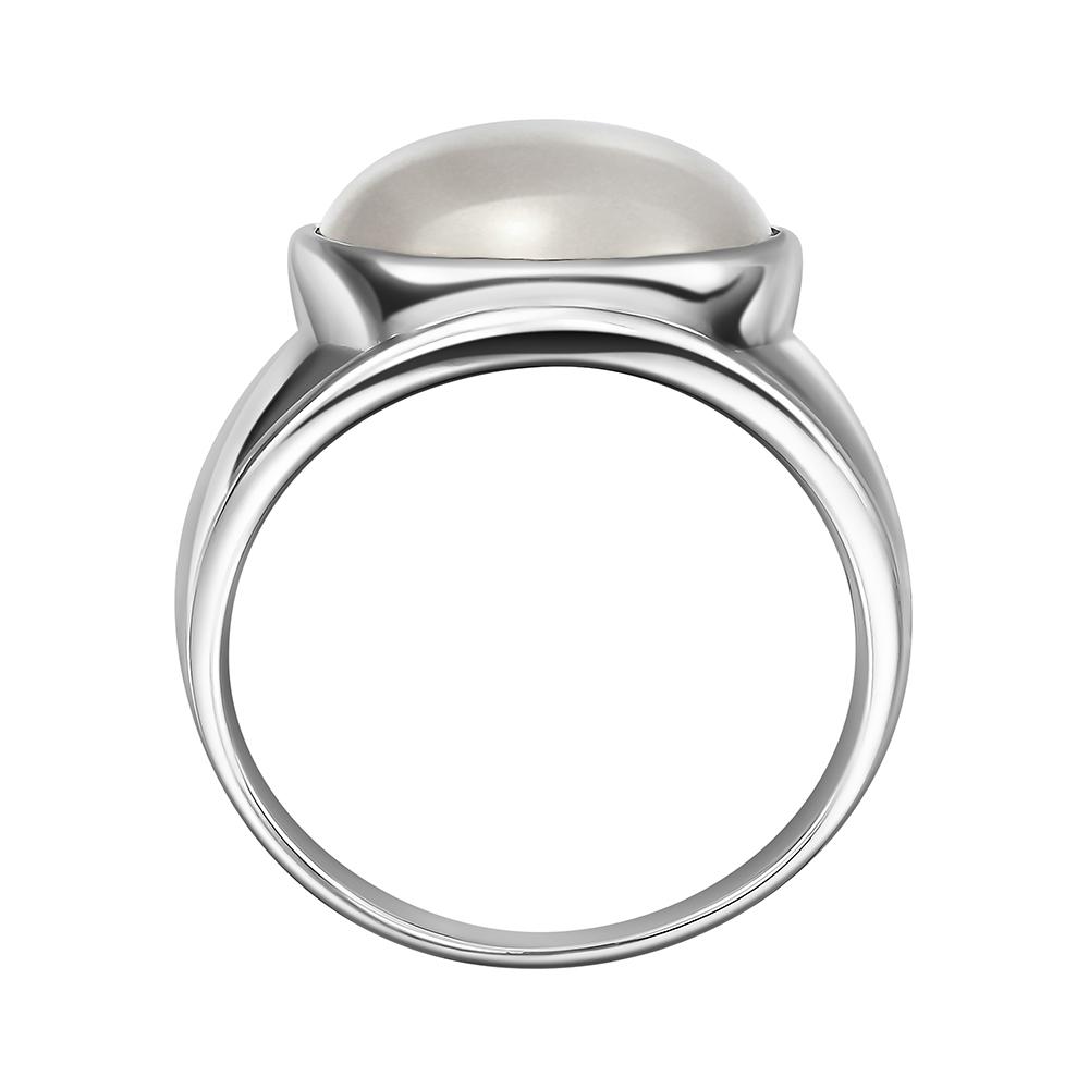 Кольцо. Серебряные кольца и печатки. Арт.1745Агс из золота 585 пробы