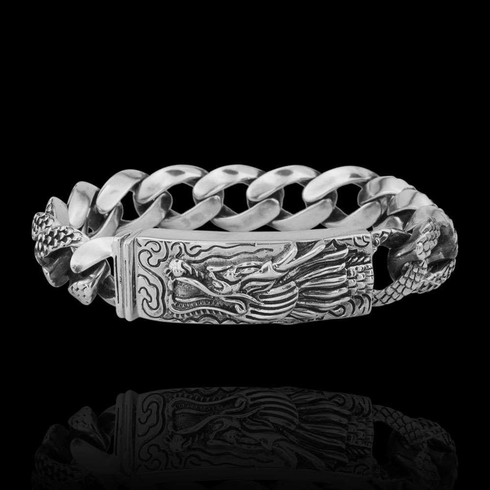 Браслет. Серебряные браслеты. Арт.1805 из золота 585 пробы