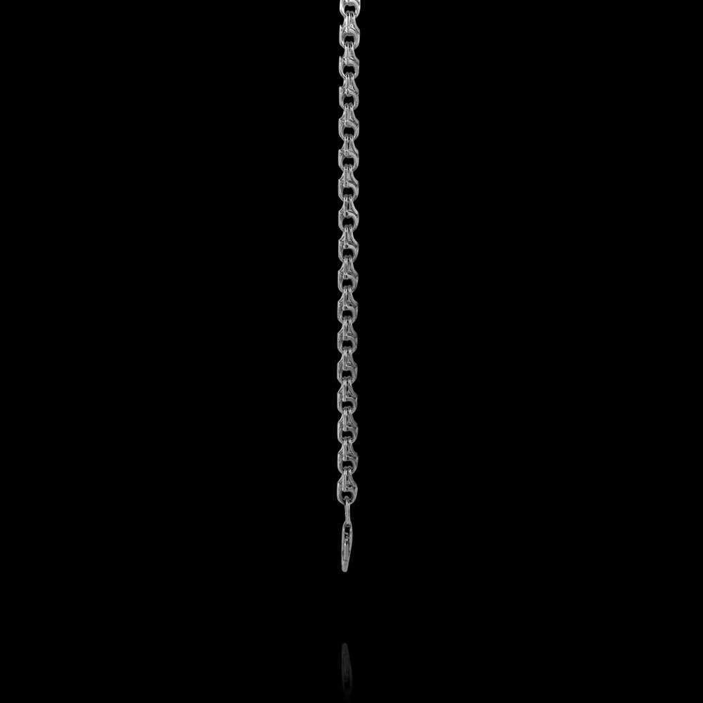 Браслет. Серебряные браслеты. Арт.0410 из золота 585 пробы