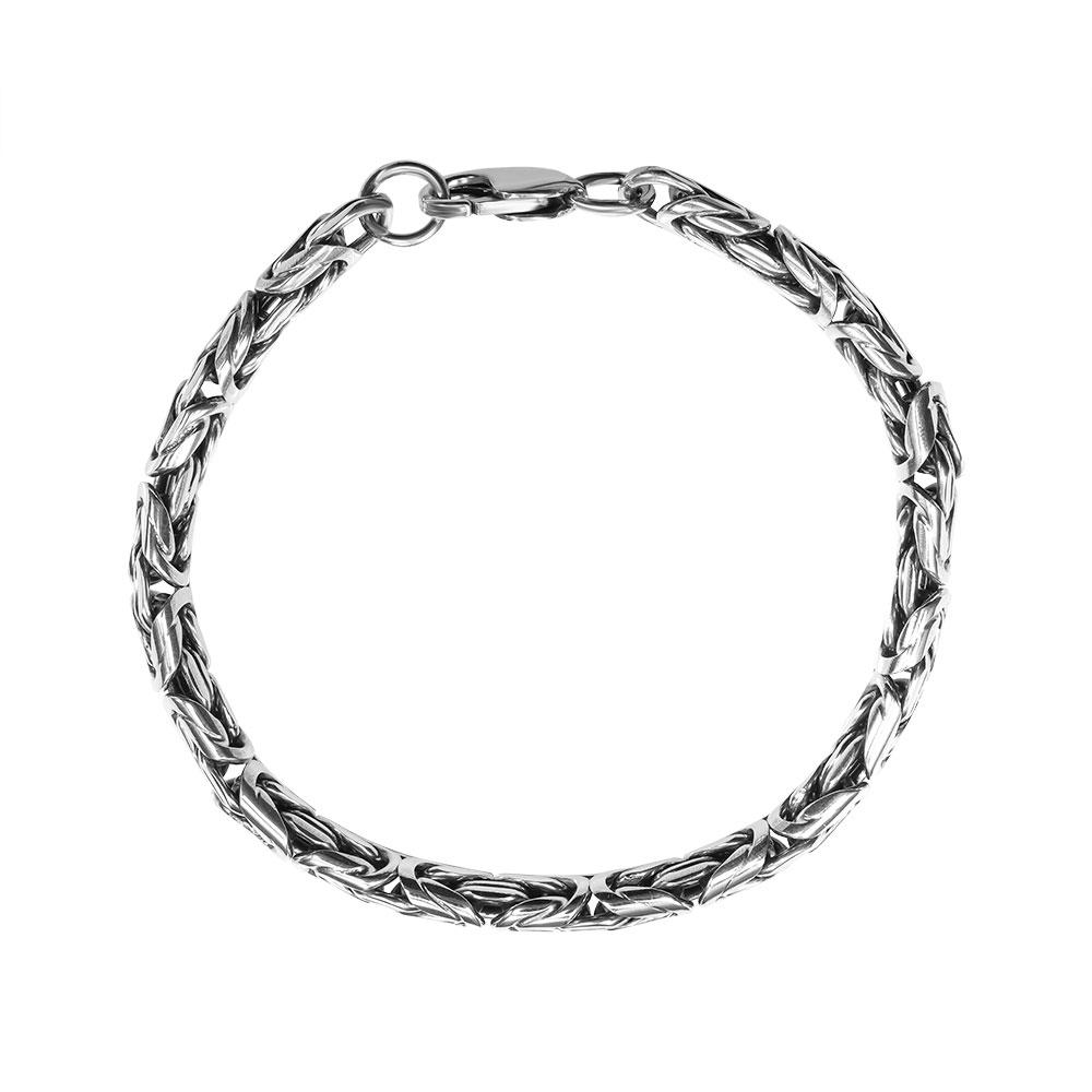 Браслет. Серебряные браслеты. Арт.0516 из золота 585 пробы