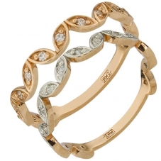 Золотое Кольцо Арт 1628_2 фото
