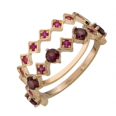 Золотое Кольцо Арт 1635-26 фото